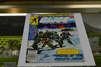 MARVEL G.I. JOE #2  fn 6.0  GRADE BRONZE AGE KEY