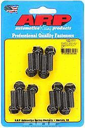 ARP 100-1111 Header Bolts 1 in UHL 3/8-16 in Thread Small Block Chevy - Hex