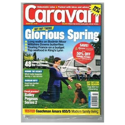 Caravan Magazine March 2011 Mbox3411/F 48 Campsites in the Cotswolds