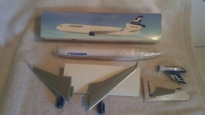 Finnair 1:400 Model Kit New in box. Finnair MD-11