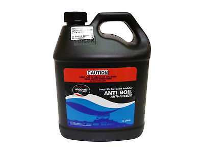 Long Life Red Coolant suitable for Engines Genuine