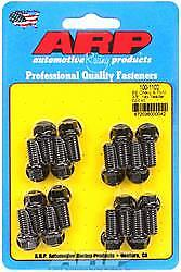 ARP 100-1102 Header Bolts 0.750 in UHL 3/8-16 in Big Block Chevy & Ford - Hex