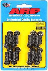 ARP 100-1112 Header Bolts 1.000 in UHL 3/8-16 in Thread Universal Hex