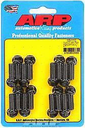 ARP 100-1212 Header Bolts 1.000 in UHL 3/8-16 in Thread Universal 12-Point
