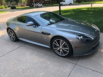 2012 Aston Martin Vantage S 2012 Aston Martin V8 Vantage S Coupe RWD