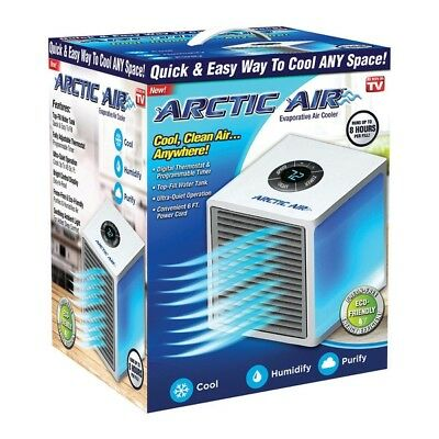 2018Artic air Personal Space Air Cooler Quick & Easy Way to Cool Air Conditioner