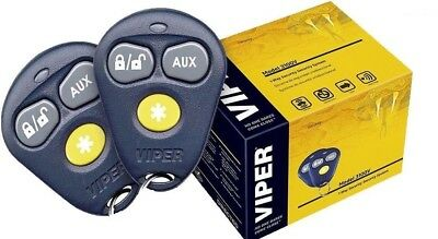 Viper 3100V, 1-Way Vehicle Security System Car Alarm - Factory Ref