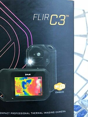 BRAND-NEW Flir C3 Thermal Imaging Camera with MSX and Wi-Fi FAST SHIPPING
