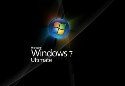 Genuine Windows Win 7 Ultimate 32/64Bit Full version with Lifetime Key
