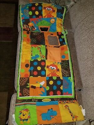 Infantino shopping cart high chair cover