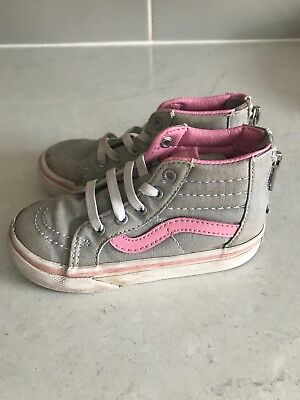 Vans Kids Shoes / Runners (size 8 US)