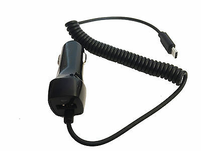 Car Charger with USB Type C 3.1 for Motorola Moto Z3 / Moto Z3 Play (2018)