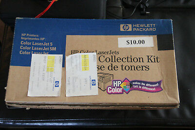 NEW HP Color LaserJet 5 Toner Collection Kit C3120A