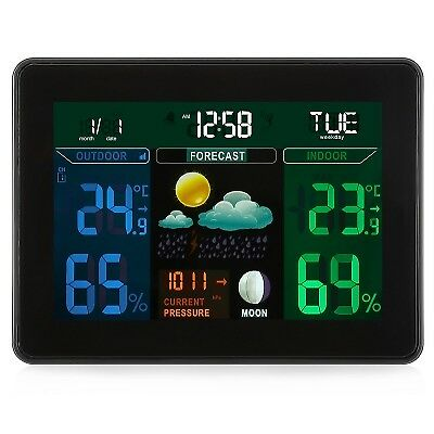 TS 71 Digital Weather Station Temperature with 2 Sensor