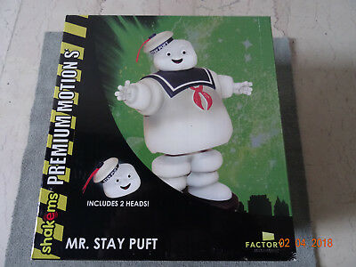 Ghostbusters Shakems STAY PUFT  Limited Edition Premium FACTORY ENTERTAINMENT