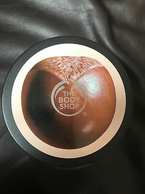 the body shop shea body scrub 250ml