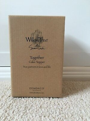 Willow tree cake topper - Together