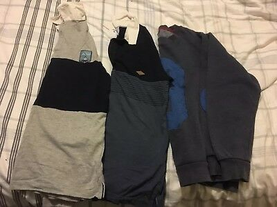 Boys Jumpers Size 12 X 3