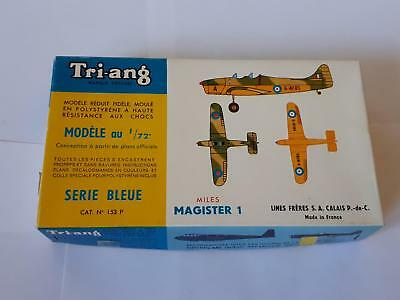 Tri-ang 153 Miles Magister 1 British Royal Air Force Fighter 1. Weltkrieg 1:72