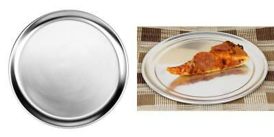 Thunder Group 8 Inch Wide Rim Pizza Tray