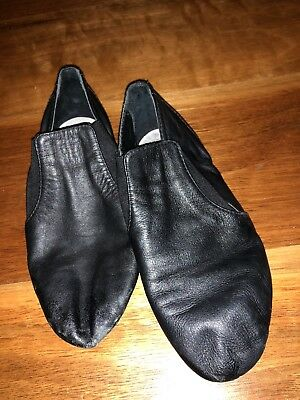 Bloch Girls Black Jazz Shoes - Size 5