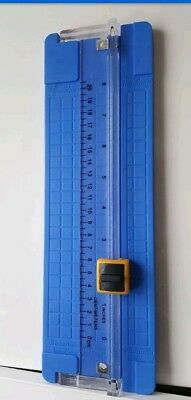 A4 A5 Precision Rotary Guillotine School Paper Photo Trimmer Cutter Ruler.