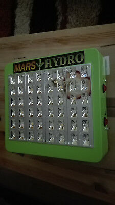Mars Hydro Reflector 48 Led Grow Vollspektrum bloom + veg switch