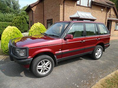 2000 Land Rover Range Rover Hse, 4.0 Litre Petrol / Lpg Automatic, Full Leather