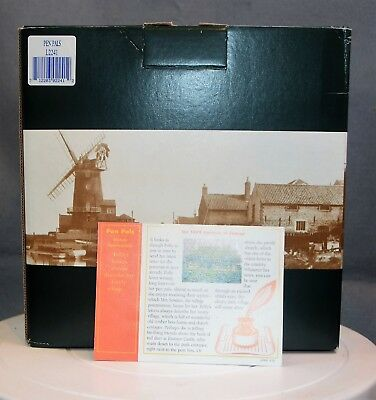 A Nice Lilliput Lane Cottage Boxed With Deeds - Pen Pals