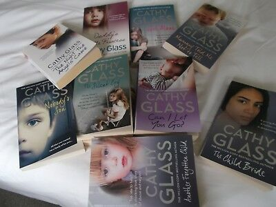 Ten Books By Cathy Glass