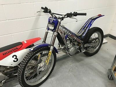 Gas Gas 280 TXT trails bike 2001 only 11 hours from New