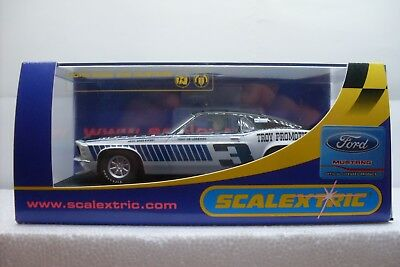 Scalextric Ford Mustang 1971 Troy Promotion No 3 C2739