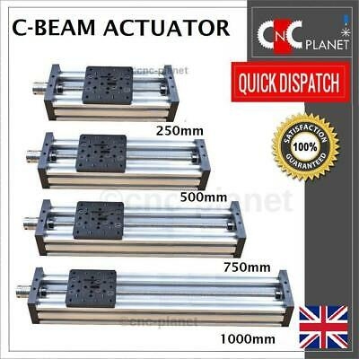 Z-AXIS KIT For CNC ROUTER PLASMA, LASER C-BEAM ACTUATOR CNC 3D Printer UK SELLER