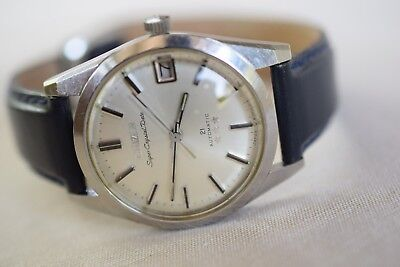 Alte Vintage Citizen Super Crystal Date Automatic Kal.5470