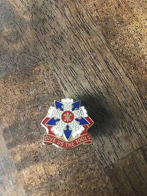US Army 192nd Engineer Battalion Pin
