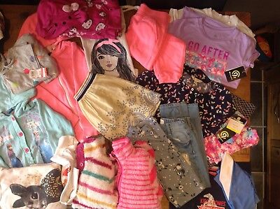 Girls Clothing Bundle - Age 7-8yrs - Good Condition - 23 Items!