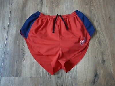 Vintage Skin Two Sprinter Shorts High Cut Ibiza Running Size Small (S158)