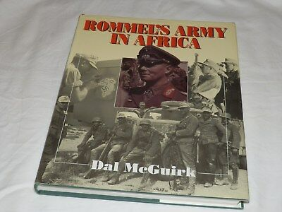 """Rommel's Army in Africa"" by Dal McGurk"