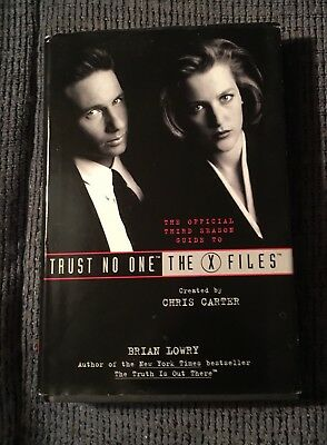 Trust No One The X Files By Brian Lowry