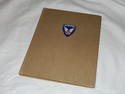 The Angles - A History of The 11th Airborne Div 1943-46 *1st Edition