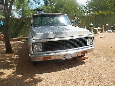 1972 Chevrolet C-10 ORIGINAL 1972 c10  PICKUP