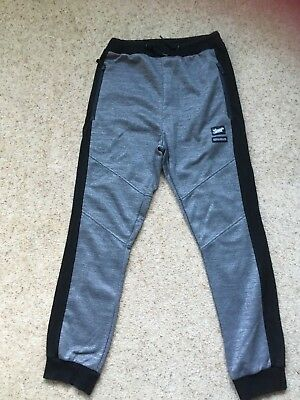 Sonneti Boys Fleece Lined Jogging Pants  Age 12-13 Years Hardly Worn