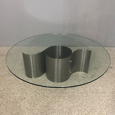 Table basse maison KAPPA 1970