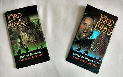 Lord Of The Rings Trading Cards: Singles Battle Of Helm's Deep & Ents Of Fangorn