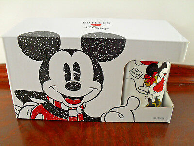 Butlers Disney Mug Set Christmas Mickey and Minnie New In Box