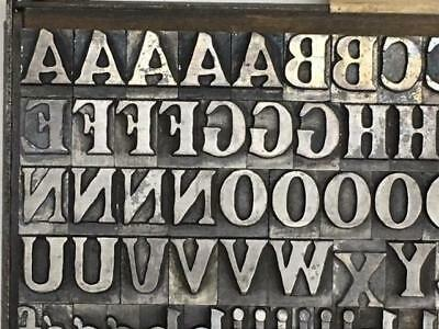 36 Point Plymouth Condensed BB&S Hard Foundry Type