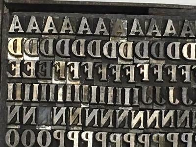 18 Point Plymouth Condensed BB&S Hard Foundry Type
