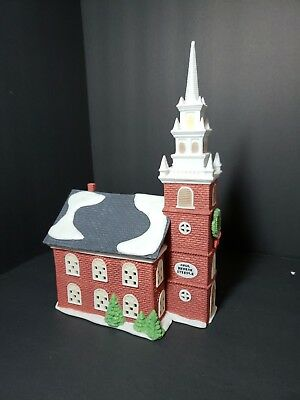 Department 56 The New England Village Series Old North Church