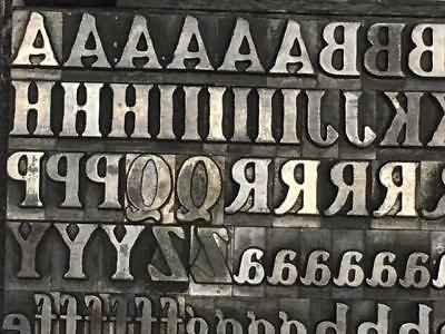 30 Point Plymouth Condensed BB&S Hard Foundry Type