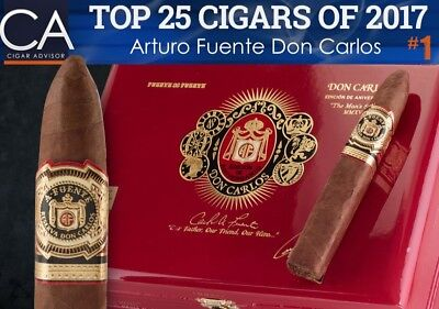 4 unopened RARE!! Arturo Fuente Don Carlos Eye Of The Shark NOT OPUS X